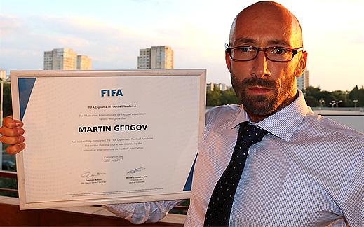 The FIFA Diploma in Football Medicine