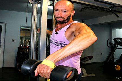 Упражнение за рамене