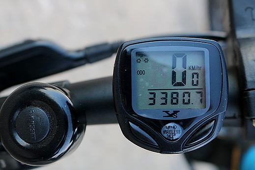 километраж за велосипед