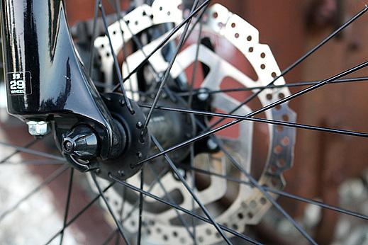 капла за велосипед 29