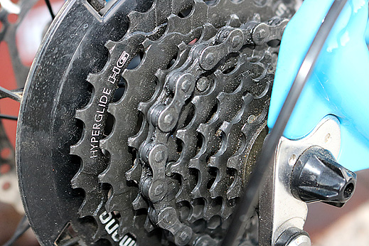задна капла велосипед 29 инча