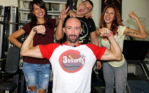 най-добър фитнес център Бургас