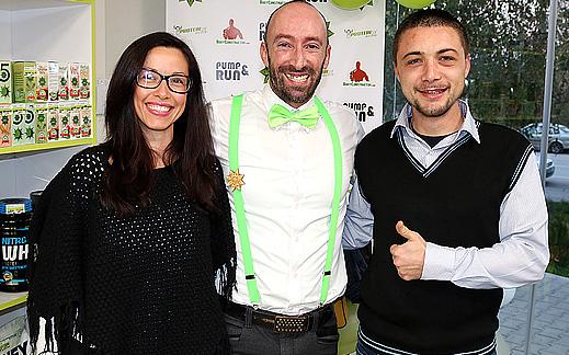 """Здравният бар """"Protein Bar and Shop"""" в град София, отпразнува 1-ви Рожден ден"""
