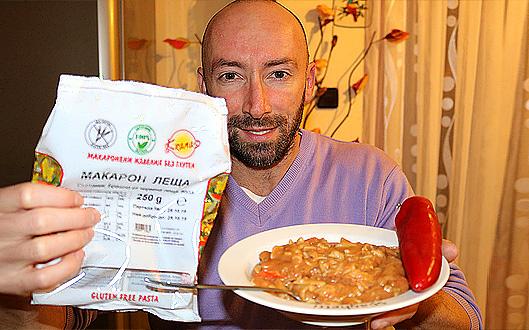 Вкусна и диетична безглутенова рецепта с макарони от червена леща