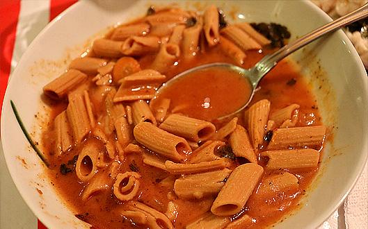 макарони суперпротеин със соя и бобено брашно