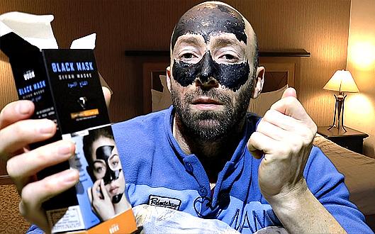 """Дълбоко почистване на кожата с """"Voox"""" – една от най-коментираните черни маски"""