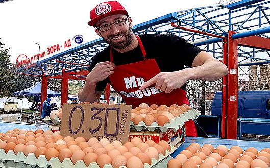 вредно ли е да се ядат яйца