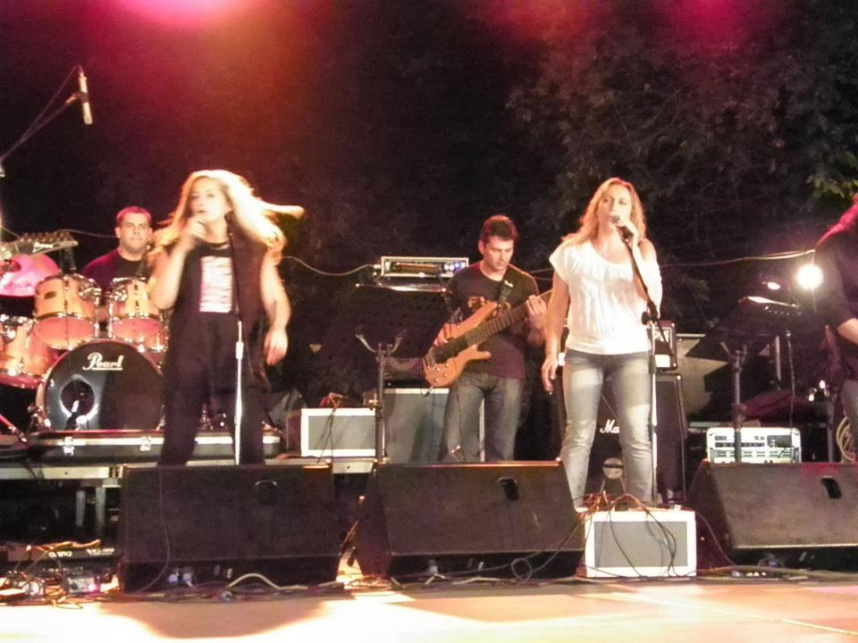 гръцка певица