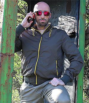 пролетно мъжко яке