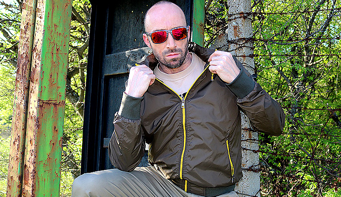 Ако си фен на спортните мъжки облекла, то това пролетно-лятно яке е за теб