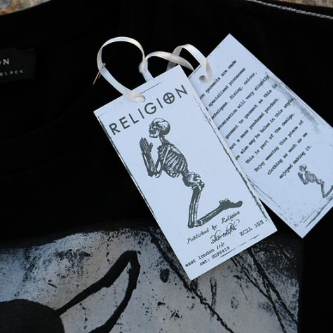 """Мъжка тениска """"Religion"""", За информация: +359 89 247 3802, www.red-point.bg"""