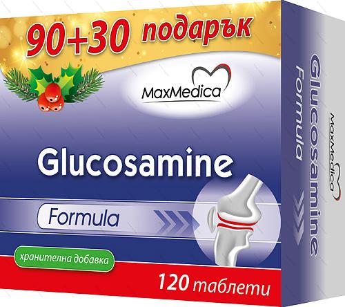 глюкозамин формула - цена