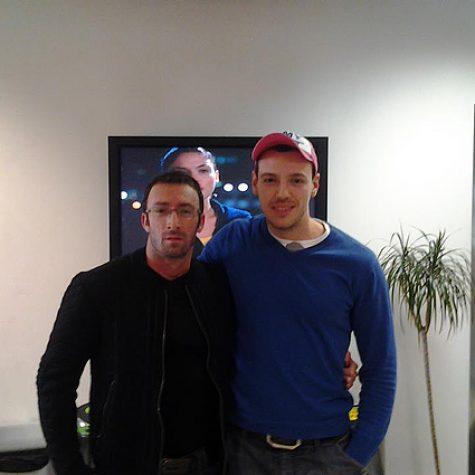 С Дани Петканов - лудия репортер