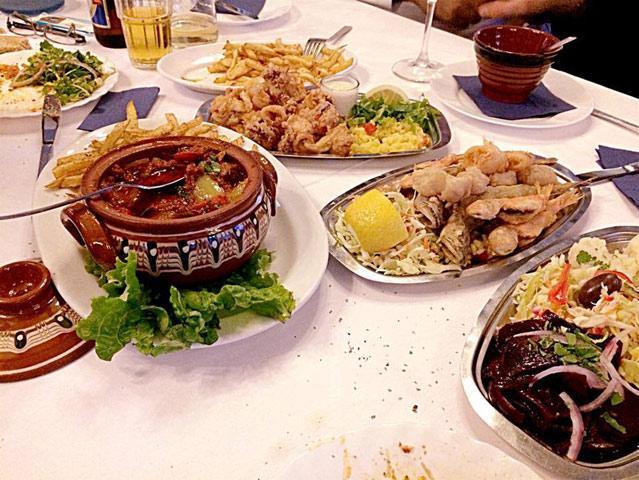 рибна таверна в Орестиада
