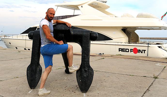 """Провокирай себе си с Италиански мъжки къси панталони """"Enos"""" от Red-Point.bg"""