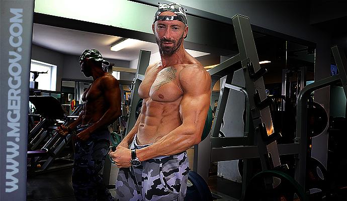 фитнес треньор