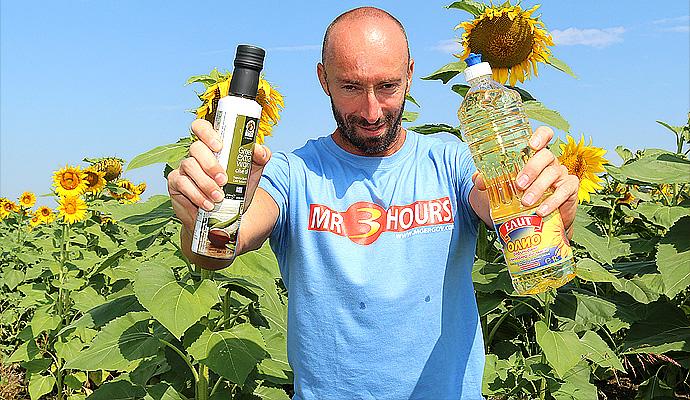 Митове и истини за маслиновото и слънчогледовото олио в плана за отслабване