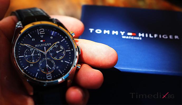 оригинален мъжки часовник Tommy Hilfiger