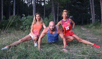 За фитнеса, диетите, емоциите и любовта с топ моделите Катя Роуз и Тамара Георгиева