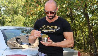 """Power хранене с телешко месо от """"Булаир"""" за контролното ми по Powerlifting"""