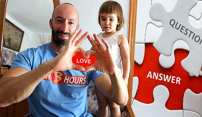 Да намерим истинската си любов Любовните и позитивни съвети на Mr. 3Hours! Имаш ли нужда от помощта ми?