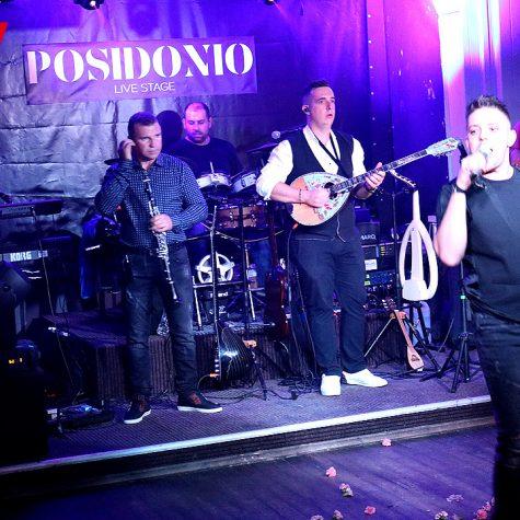 Posidonio Live Stage, Orestiada, Greece