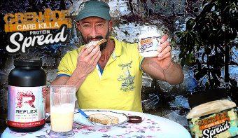 Да подсладим лесно протеиновата си закуска с бял протеинов шоколад