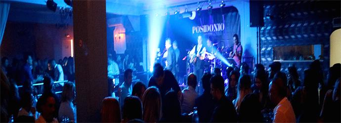 Част от обстановката в Posidonio live Orestiada