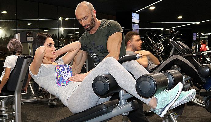 личен фитнес треньор в София