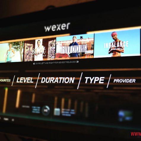 Wexer - виртуален фитнес треньор