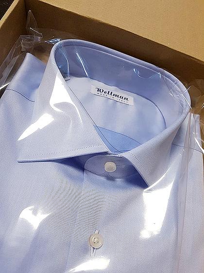 Италианска мъжка риза Wellman