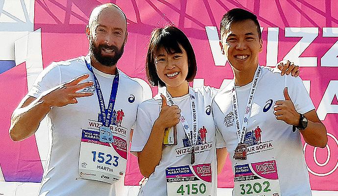 Успешен финал на 21.098 км на Wizz Air Marathon Sofia 2019. Не спирай да тичаш!