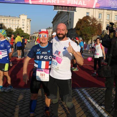 Wizz Air Marathon Sofia 2019