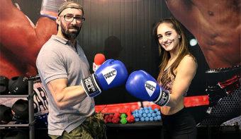 """""""Боксът не проповядва насилие"""" / Еми-Мари Тодорова (3-тен Европейски шампион по бокс)"""