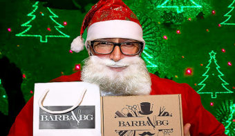 Козметика за брада избра си Дядо Мраз от Barba.bg и реши да сподели историята