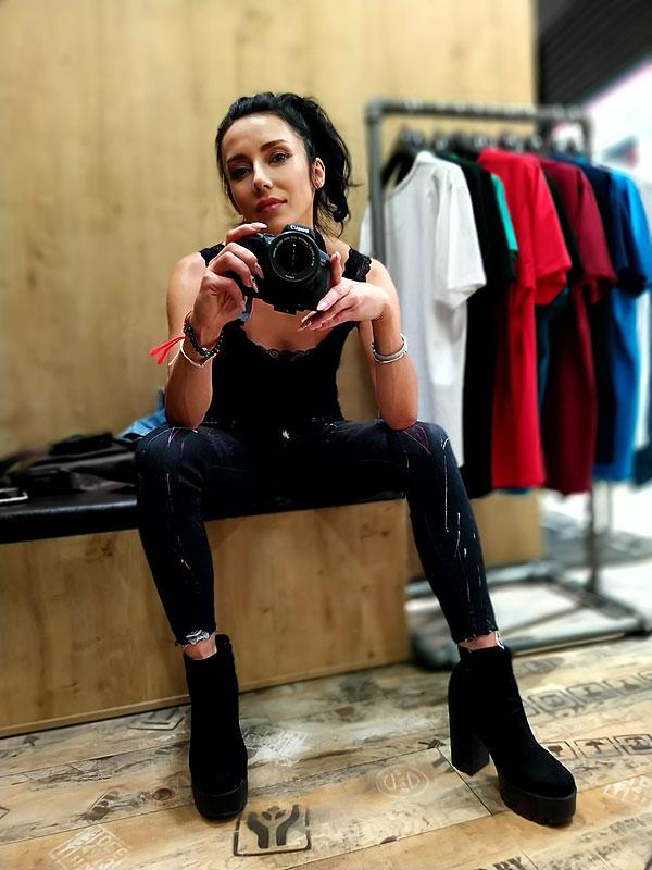 Магазин за мъжки дрехи - фотосесия с фотограф Натали Обидченко