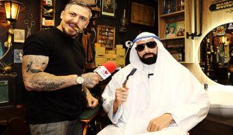 """Mr. Cash (братът на Mr. 3Hours) беше на бръснар във Варна! И по точно в бръснарница """"Боксеров""""!"""