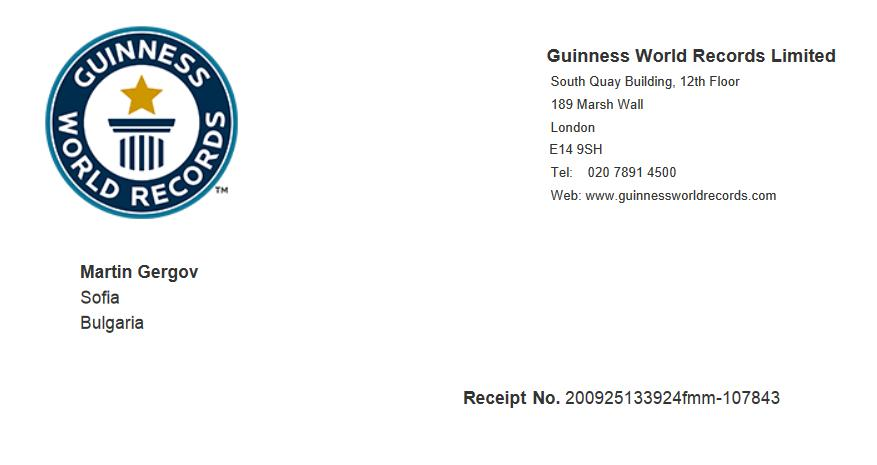 Guinness Men's Fashion Manicure