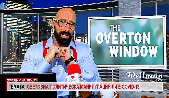 Прозорецът на Овертон