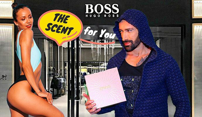 """""""The Scent for Her"""" на Hugo Boss е аромат, създаден за силни дами и супер много ми харесва"""