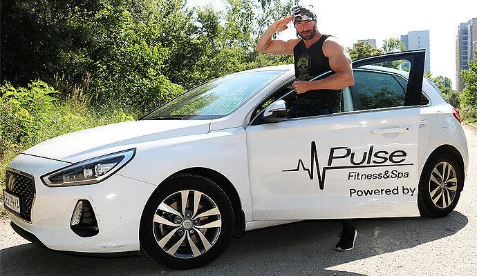"""Обратно към дома ми """"Pulse Fitness & Spa"""", който вече отвори врати от днес. Let's Go!"""