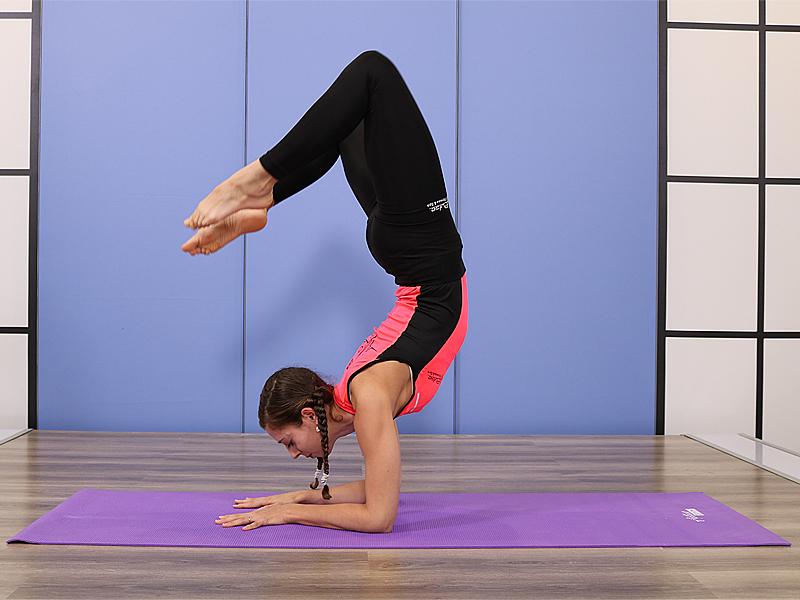 Йога за начинаещи с Калина Виткова