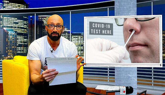 Шменти капели ли е така популярният P(C)R тест? Моят видео коментар по темата!
