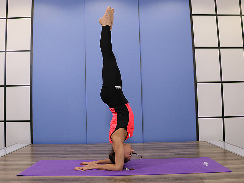 Занимания по йога в София