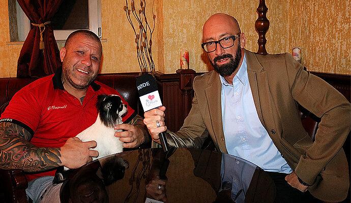 Георги Варсамов: Имам проблем със себе си да съм такъв, какъвто съм! Видео интервю от Varsay!