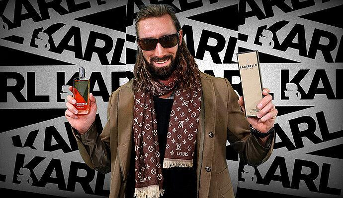 Karl Lagerfeld Classic – парфюм за мъже от старата школа! Силен и запомнящ аромат без сладки нотки!