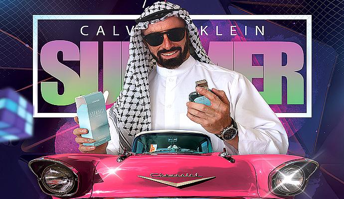 Parfum Eternity Calvin Klein