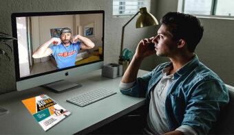 Онлайн фитнес инструктор на живо – митове и истини на база професионалния ми опит