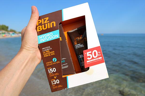Слънцезащитен крем за лице и тяло