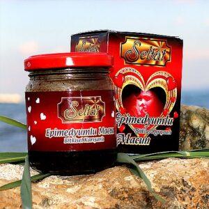 Мед с билки